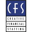 Creative Financial Staffing.